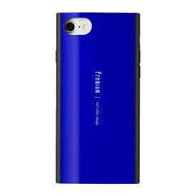 ナチュラルデザイン NATURAL design iPhone8/7/6s/6兼用背面ケース Premium Blue iP7-PRE05