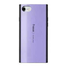 ナチュラルデザイン NATURAL design iPhone8/7/6s/6兼用背面ケース Premium Purple iP7-PRE06