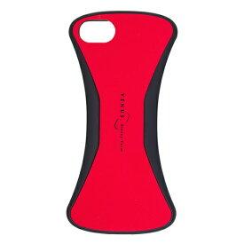 ナチュラルデザイン NATURAL design iPhone8/7/6s/6兼用背面ケース VENUS RED iP7-CR03