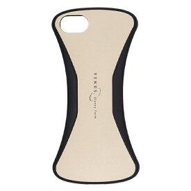 ナチュラルデザイン NATURAL design iPhone8/7/6s/6兼用背面ケース VENUS GOLD iP7-CR07
