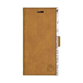 ナチュラルデザイン NATURAL design iPhoneXR専用手帳型ケース GOAT CAMEL iP18_61-GOAT04