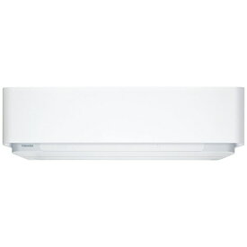 東芝 TOSHIBA エアコン 2019年 暖太郎 DRNEシリーズ[寒冷地仕様] グランホワイト RAS-406DRNE-W [おもに14畳用 /200V][RAS406DRNE+RAS406ADR]【zero_emi】