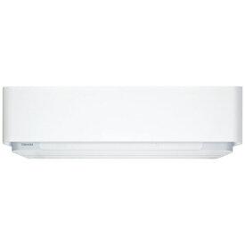 東芝 TOSHIBA エアコン 2019年 暖太郎 DRNEシリーズ[寒冷地仕様] グランホワイト RAS-636DRNE-W [おもに20畳用 /200V][RAS636DRNE+RAS636ADR]