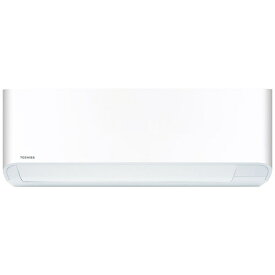 東芝 TOSHIBA エアコン 6畳 エアコン 2019年 暖太郎 VNシリーズ[寒冷地仕様] グランホワイト RAS-225VN-W [おもに6畳用 /100V][RAS225VN+RAS225AVN]