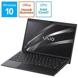 VAIO バイオ VJS12190111B VJS12190111B SX12 i7 Pro LTE ブラック[12.5インチ office付き 新品 windows10]