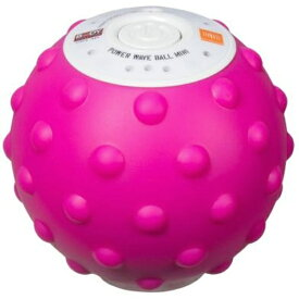 TAKアパレル BODY SCULPTURE POWER WAVE BALL MINI パワーウェーブボール ミニ(ピンク/9×9cm) TKS81HM050