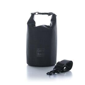 OWLTECH オウルテック 2WAY WATER PROOF DRY BAG 2L IP67取得 アウトドア・マリンスポーツ・トラベルなどに最適 OWL-WPBAG01-BK ブラック