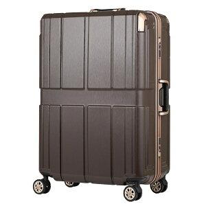レジェンドウォーカー LEGEND WALKER スーツケース 75L SHIELD 2(シールド2) モカ 6027-60-MC [TSAロック搭載]