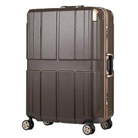 レジェンドウォーカー LEGEND WALKER スーツケース 90L SHIELD 2(シールド2) モカ 6027-66-MC [TSAロック搭載]