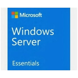 マイクロソフト Microsoft Windows Server Essentials 2019 64ビット[G3S01195]
