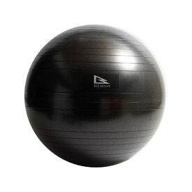 アルインコ ALINCO エクササイズボール(75cm/ブラック) WBN075