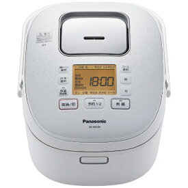 パナソニック Panasonic SR-HB109-W 炊飯器 ホワイト [5.5合 /IH][SRHB109]