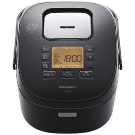 パナソニック Panasonic SR-HB109-K 炊飯器 ブラック [5.5合 /IH][SRHB109]