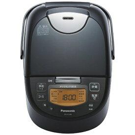 パナソニック Panasonic SR-FC109-K 炊飯器 ブラック [5.5合 /IH][SRFC109]