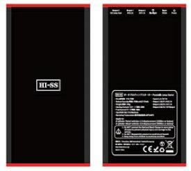 ヒース HI-SS モバイルバッテリー カージャンプスターター機能付き