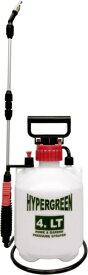 マルハチ産業 Maruhachi 蓄圧式噴霧器 ハイパー 4L 除草剤専用 延長パイプ付 (幅19.3×奥行18.5×高さ35.4cm)
