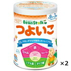 BSスノー ビーンスターク つよいこ 大缶2缶パック (800g)【wtbaby】
