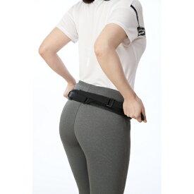 ミズノ mizuno ワーキング用品 サポーター 腰部骨盤ベルト(骨盤周囲:M〜Lサイズ 75〜95cm/ブラック/スリムタイプ)C3JKB90109