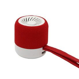 フロントフィールド Front Field ブルートゥーススピーカー KIWI ストロベリーレッド KWQ1-SRD [Bluetooth対応][KWQ1-SRD]