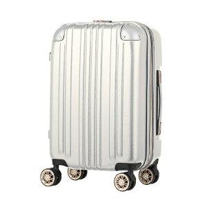 レジェンドウォーカー LEGEND WALKER スーツケース 48L(58L) アイボリー 5108-55-IV [TSAロック搭載]