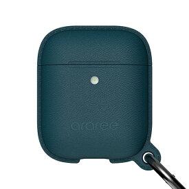 ROA ロア AirPods Case POPS <Wireless Charging Case専用> フォレストブルー araree