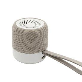 有限会社フロントフィールド ブルートゥーススピーカー KWQ1-AGR アッシュグレー [Bluetooth対応][KIWI_Q1_GRAY]