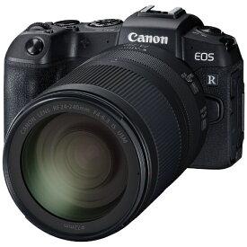 キヤノン CANON EOS RP【RF24-240 IS USM レンズキット】/ミラーレス一眼カメラ [ズームレンズ][EOSRP24240ISUSMLK]