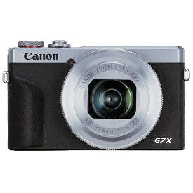 キヤノン CANON コンパクトデジタルカメラ PowerShot(パワーショット) G7 X Mark III シルバー[PSG7XMK3SL]