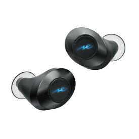 ラディウス radius フルワイヤレスイヤホン HP-T50BTK ブラック [リモコン・マイク対応 /ワイヤレス(左右分離) /Bluetooth][HPT50BT]