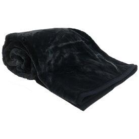 生毛工房 UMO KOBO ラフィーナニューマイヤー毛布(シングルサイズ/140×200cm/ネイビー)