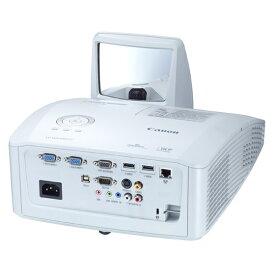 キヤノン CANON 超短焦点プロジェクター LV-WX300UST[LVWX300UST]