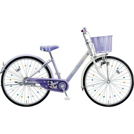 ブリヂストン BRIDGESTONE 22型 子供用自転車 エコパル(ラベンダー/シングルシフト)EPL20【2019年モデル】【組立商品につき返品不可】 【代金引換配送不可】