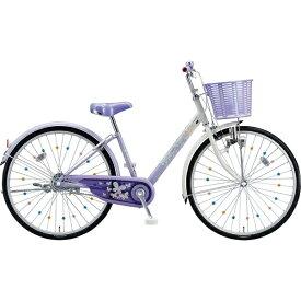 ブリヂストン BRIDGESTONE 26型 子供用自転車 エコパル(ラベンダー/シングルシフト)EPL60【2019年モデル】【組立商品につき返品不可】 【代金引換配送不可】