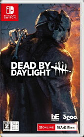 3GOO サングー Dead by Daylight 公式日本版【Switch】