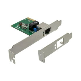 OWLTECH オウルテック Realtek RTL8111H chip採用 PCI-Express接続 Gigabit Ethernet インターフェースカード OWL-PCEXLAN1[OWLPCEXLAN1]