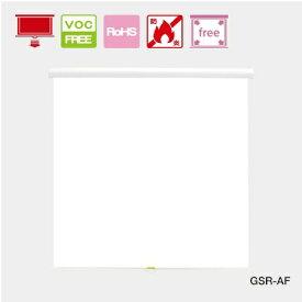 キクチ科学 KIKUCHI SCIENCE LABOLATORY GSR-100AFW プロジェクタースクリーン GRANDVIEW GSR グランヴューホワイト [100インチ /スプリング][GSR100AFW]
