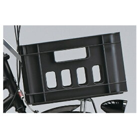 ブリヂストン BRIDGESTONE BOXバスケット(ブラック/タテ217mm×ヨコ357mm×奥行483mm) 15TB BL P5899【トートボックス専用】