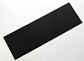 ショップジャパン Shop Japan サポートマット (約横130cm×縦60cm×厚み0.6cm/ブラック) SPMATB2