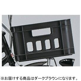 ブリヂストン BRIDGESTONE BOXバスケット(ダークブラウン/タテ217mm×ヨコ357mm×奥行483mm) 15TB DBR P5900【トートボックス専用】
