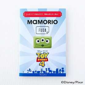 MAMORIO マモリオ MAMORIO FUDA Disney ver リトルグリーンメン MAMF-001 D LM[MAMORIOFUDALM]