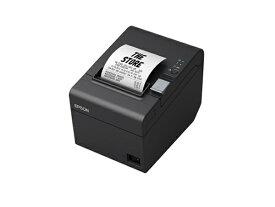 エプソン EPSON レシートプリンター USB+有線LAN ブラック T203UE082B