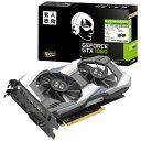 玄人志向 グラフィックボード NVIDIA GEFORCE GTX 1060搭載 PCI-Express(GDDR5Xモデル) GF-GTX1060-E6GB/GD5X [6GB …
