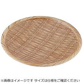 遠藤商事 Endo Shoji JB メラミン竹模様丸皿 S ブラウン JB-B711BR <QML8502>[QML8502]