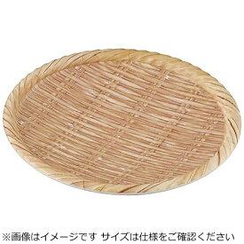 遠藤商事 Endo Shoji JB メラミン竹模様丸皿 M ブラウン JB-B735BR <QML8504>[QML8504]