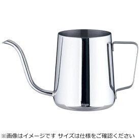 遠藤商事 Endo Shoji 18-8 コーヒードリップポット 蓋無 600cc <FDLC804>[FDLC804]