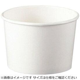 水野産業 Mizuno Sangyo アイス&スープカップ 8オンス(50個入) ホワイト <GUN0401>[GUN0401]