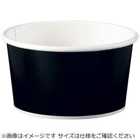 水野産業 Mizuno Sangyo アイス&スープカップ 8オンス(50個入) ブラック <GUN0402>[GUN0402]