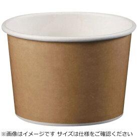水野産業 Mizuno Sangyo アイス&スープカップ 8オンス(50個入) クラフト <GUN0403>[GUN0403]