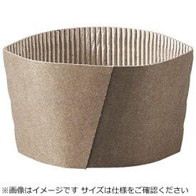 水野産業 Mizuno Sangyo アイス&スープカップ用スリーブ 8オンス用(100枚入) <GUN0701>[GUN0701]