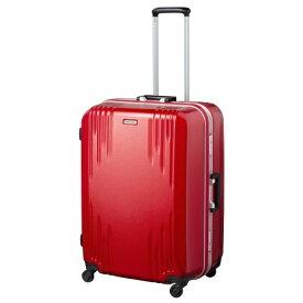 ORBITER(エース) スーツケース 96L ワールドトラベラー(World Traveler) カタノイ(KATANOI) レッド ACE-4072RE [TSAロック搭載]